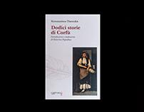Dodici storie di Corfù – Book Design