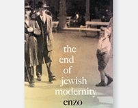 Cover for 'The End of Jewish Modernity'
