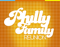 Philly Family Reunion Brand Identity