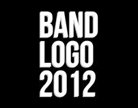 ///Band Logo - 2012///