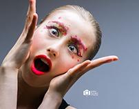 Photoshoot: Clowning Around