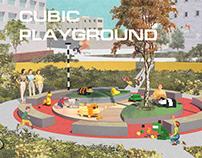 Детская площадка | CUBIC Playground