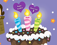 Mohamed & Eman Anniversary