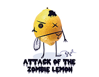 attack of the zombie lemon