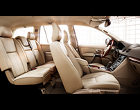 Volvo - XC90 Interior