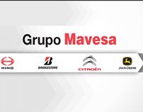 Unidos somos más. Grupo Mavesa.