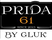 Free font Prida61