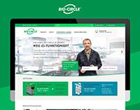 BIO-CIRCLE B2B Onlineshop
