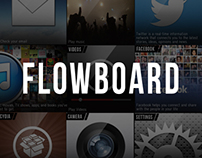 FlowBoard for iPad