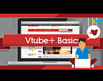 Vtube+ Basics // Motion Graphics