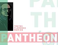 Panthéon magazine