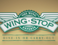 Wing Stop - Wing Man