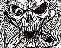 Illustrations: Halloween Doodle