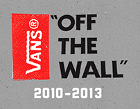 Vans Off The Wall Spring Classic 2010-2013