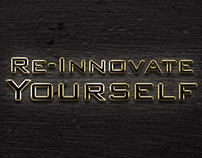 Re-Innovate Yourself !!!