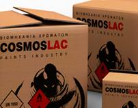 COSMOS LAC carton boxes