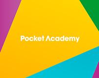 Pocket Academy - New identity 2013/2014