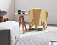Studio Loft | corona render