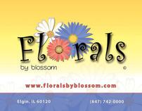 Mock Floral Ads