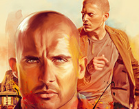 Prison Break Fan Art