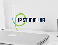 IP Studio Lab Brand Identity