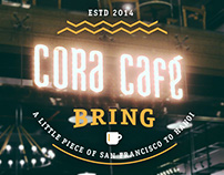 Cora Cafe Website