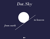 Dot.Sky. A new way to say goodbye