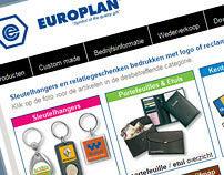 Website Europlan