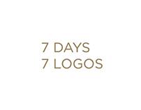 7 Days / 7 Logos