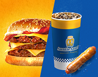 Auntie Anne's & Grizzly