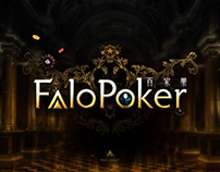 FaloPoker Baccarat 百家樂 - WEB Game UI