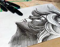 Pencil portrait #3