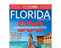 Visit Florida - Viva 500 special edition FL Travel+Life