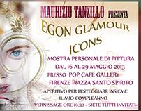 EGON GLAMOUR ICONS - MAURIZIO TANZILLO