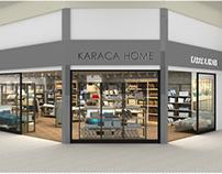 Karaca Home Konspet Proje