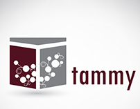 Logo+business card+web design - Tammy