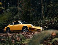 Porsche 911S - Canada