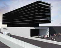 Office building. Vilnius. Project offers.