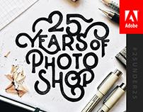 25 Years of Photoshop