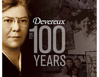 Devereux 100th Anniversary Magazine