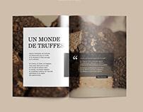 Première Région Truffière Suisse - Booklet, web...