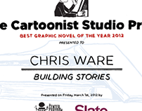 The Slate Cartoonist Studio Prize Certificates