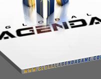 'Global Agenda' Graphic Design