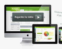 Budget par Fortuneo - Website