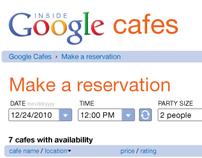 Google Cafes