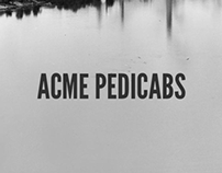 ACME pedicabs