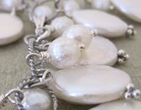 Jill Saltzman Jewelry Design  Brand Design/Print/Web