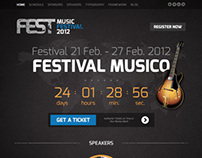 Fest - WordPress Theme for Events
