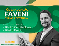 Social Media - Faculdade FAVENI