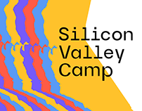 Silicon Valley Camp Logo and Brand Identity